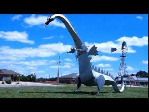 The Kaskaskia Dragon