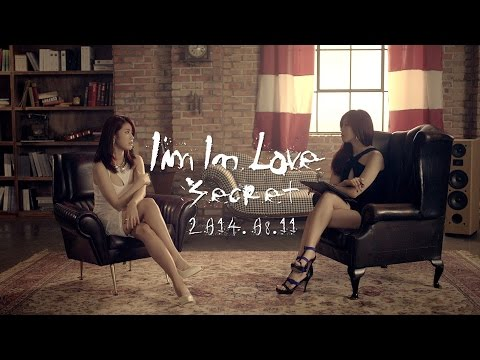 시크릿(SECRET) - I'm In Love M/V Teaser