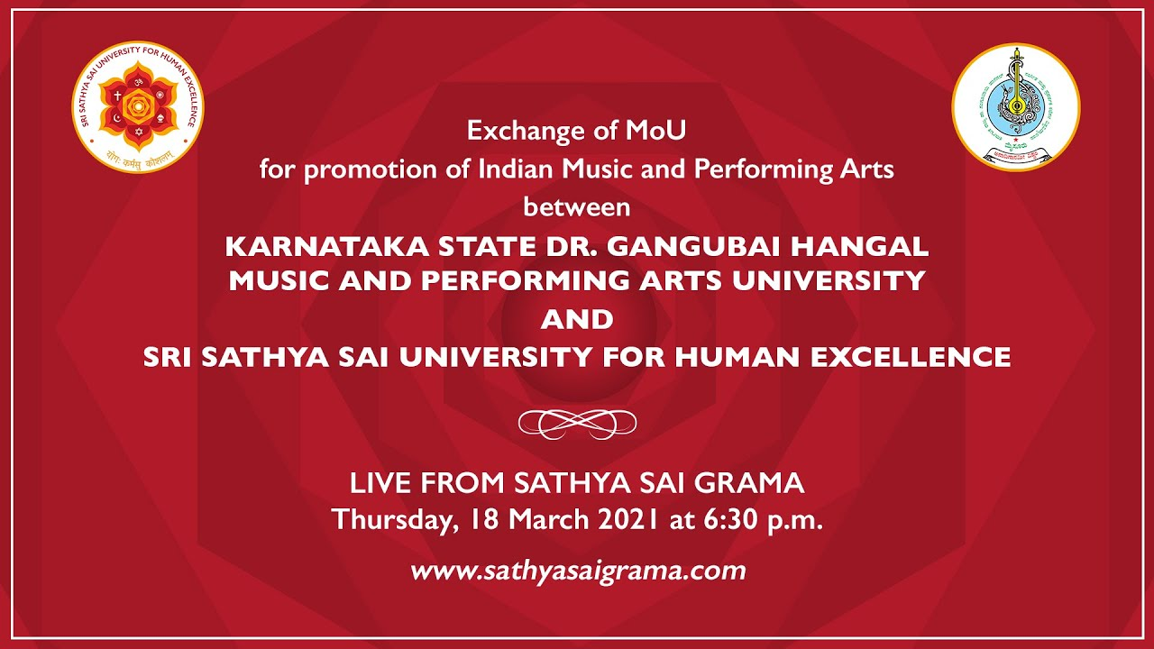 18 March 2021 : Divine Satsang Live From Muddenahalli