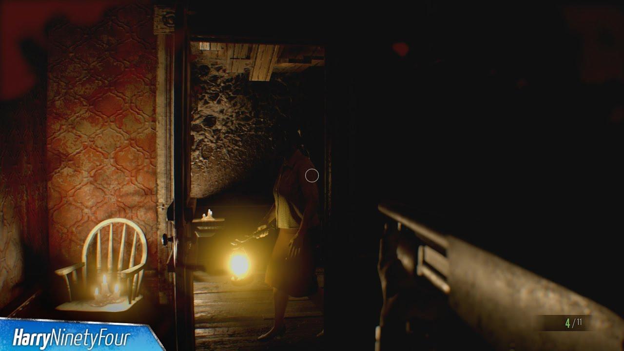 Resident Evil 7 Biohazard Trophy Guide Road Map