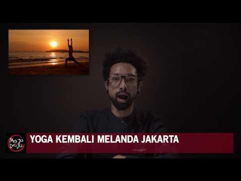 YOGA KEMBALI MELANDA JAKARTA