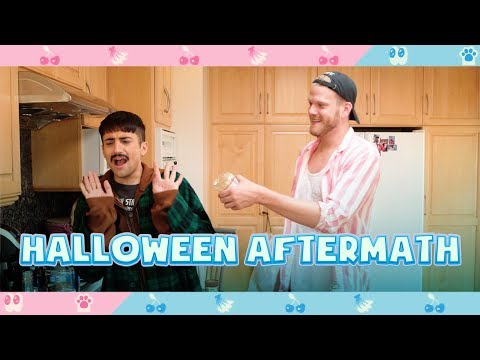 HALLOWEEN AFTERMATH AND Q&A 👻🎃