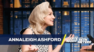 Annaleigh Ashford Pumped Her Breasts Between Songs