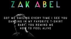 Zak Abel - Beautiful Life (Lyric Video)