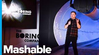 Elon Musk's Boring Company Wins Contract to Build Las Vegas Tunnel