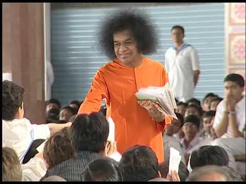 Thursday Divine Darshan of Sathya Sai Baba - Part 101