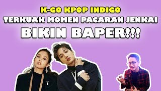 Download Video INDIGO MEMBACA MOMEM PACARAN JENNIE DAN KAI || K-GO KPOP INDIGO MP3 3GP MP4
