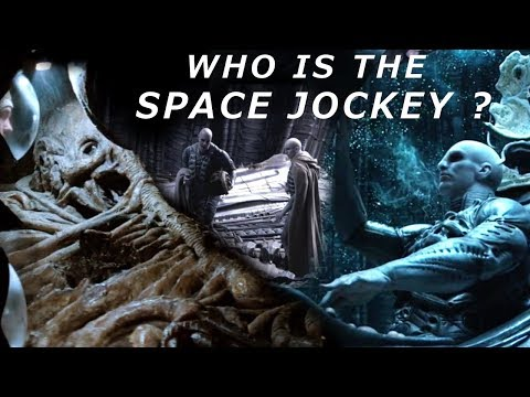 Prometheus Script Reveals Who Is The Space Jockey