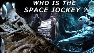 Prometheus Script Reveals Who Is The Space Jockey