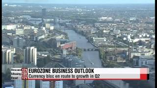 Germany leads Eurozone's poise for growth in Q2