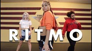 BLACK EYED PEAS, J BALVIN - RITMO | @theINstituteofDancers | Choreography Mariya Calhoun