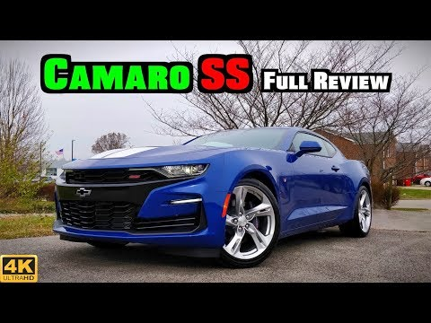 2019 Chevy Camaro SS: FULL REVIEW + DRIVE   The Camaro Transformed!