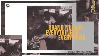 Brand Nubian - Alladat (feat. Busta Rhymes)