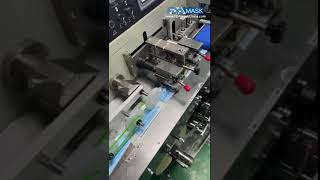 자동 얼굴 마스크 생산 기계 마스크 만들기 라인 흐름 …