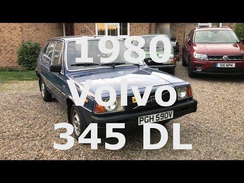 1980 Volvo 345 -  Walkaround Tour (Volvo 340)