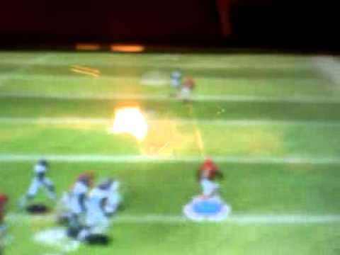 How to score with priest holmes madden 08 psp