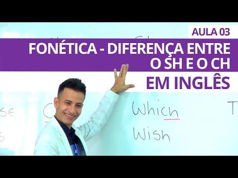 fonÉtica-(pronuncia)-diferenÇa-do-ch-e-sh-em-inglÊs---aula-03-professor-kenny