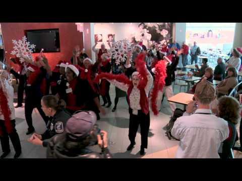 Nashville Airport Flash Mob