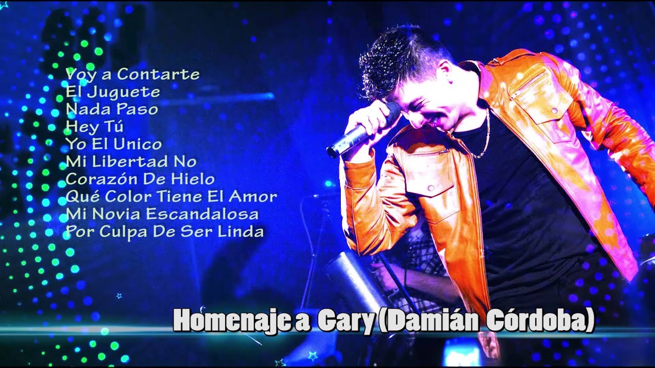 Damian Cordoba: Damián Córdoba Homenaje A Gary