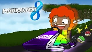 Mario Kart 8 :: Mindcrack Multiplayer - Velocity Of Love
