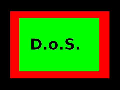 D.o.S. - D.K.I. (DI ka Ingon)