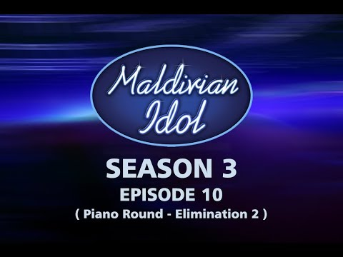 Maldivian Idol S3E10   Full Episode
