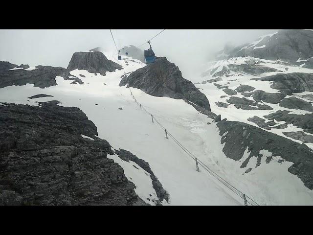 Yulong Snow Mountain Cable Car
