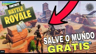 Urgent!! LEFT THE OFFICIAL DATE OF SAVE THE FREE WORLD AT FORTNITE