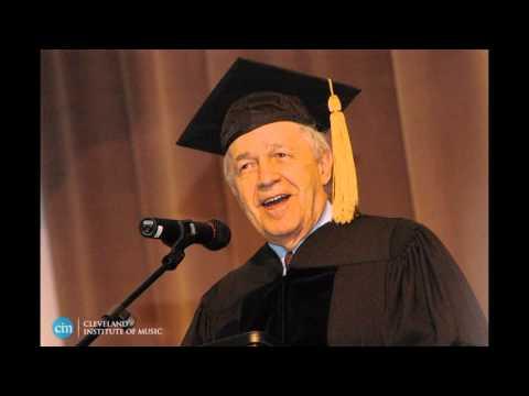 2005 Commencement Address: Pierre Boulez