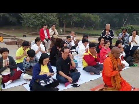 Pali Chanting - Maha Mangala Sutta