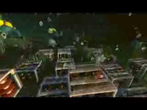 ปะการังเทียม อ่าวเตยงาม นาวิกโยธิน  [3d animation]