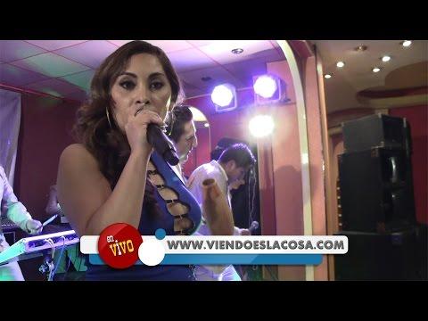 VIDEO: YANET Y LA BANDA KALIENTE - Te Aprovechas De Mi - Lágrimas - En Vivo - WWW.VIENDOESLACOSA.COM