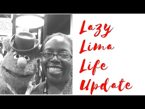 Lazy Lima Life Video Posting Schedule - Cattywampus Style