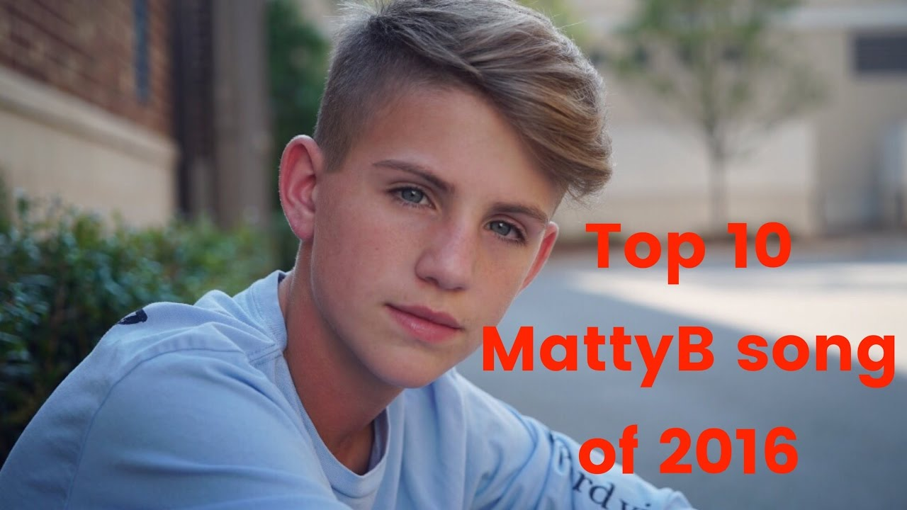 top 10 mattyb song 2016 youtube. Black Bedroom Furniture Sets. Home Design Ideas