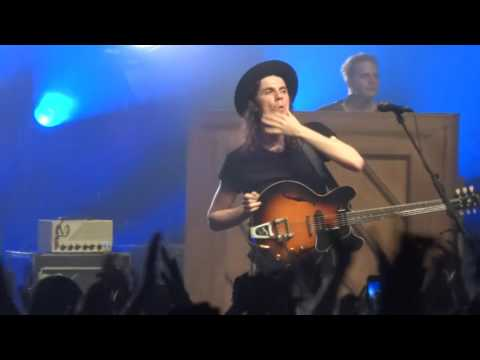 James Bay - Get Out While You Can - Live at The Fillmore in Detroit, MI 10-4-16