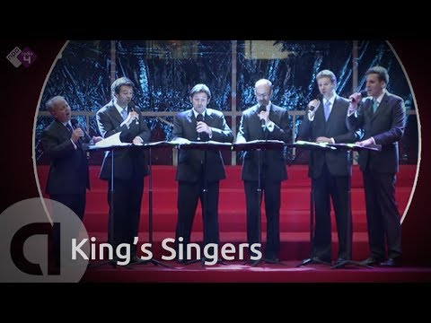 King's Singers by Night - Full concert HD