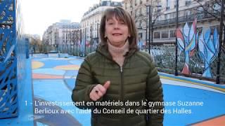 Martine Figueroa - Bilan de Mandat 5/5 - Sports