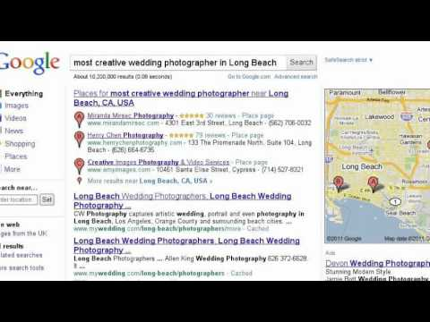 How To Help Long Beach Wedding Photography Customers Find You