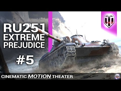 WoT Theater | EP #5 | Extreme Prejudice