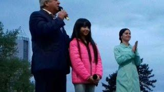 Download Выступление Денизы Хекилаевой на площади Абхазии (КБР, Нальчик) 03.05.17 Mp3 and Videos