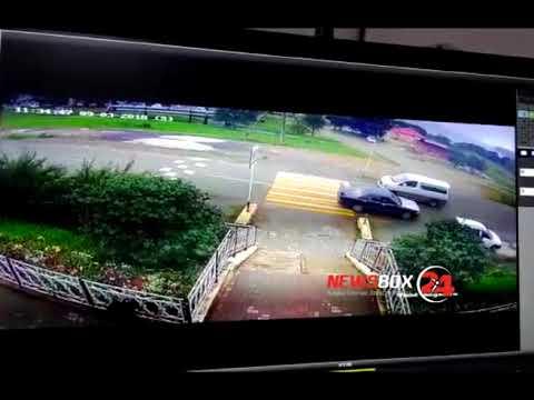 Смертельная авария в Дунае попала на видео