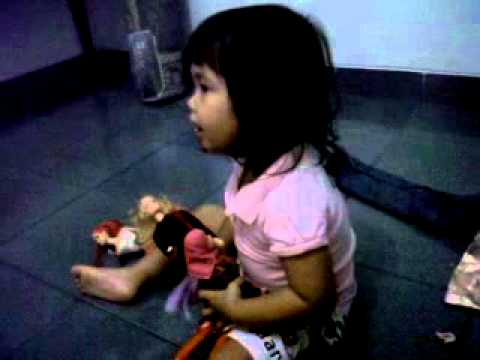 Download Playing with Her Barbie.3GP