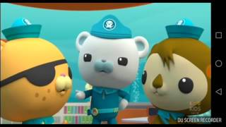 Octonauts and the yellow bellied sea snakes