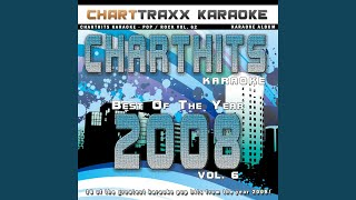 Turpentine (Karaoke Version In the Style of Brandi Carlile)