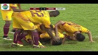 SRIWIJAYA FC VS AREMA (3-1) - Higlight Gol | Piala Presiden 2018