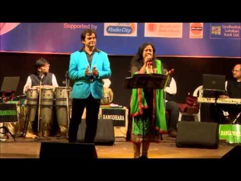 Prashant Naseri sings Maine dekha tune dekha from...