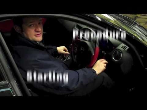 Mazda RX8 - Stop / Start procedure guide