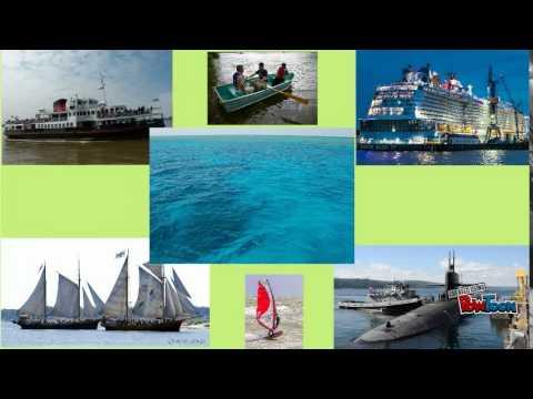 Transportation-Modes and types of transportation