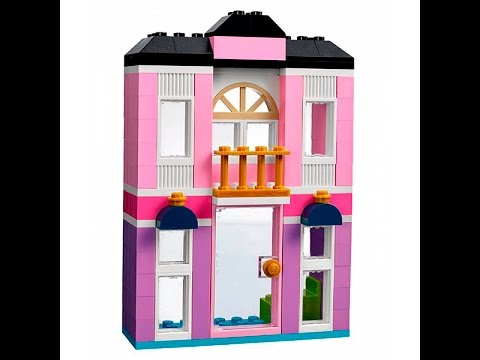 Hotel How To Build Lego Classic 10703 Youtube