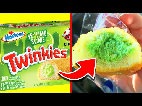 Top 10 Disgusting Junk Food FAILS (Part 2)